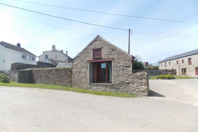 Thumbnail Barn conversion to rent in Goviley Farm, Tregony