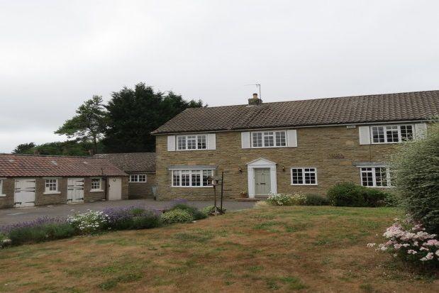 Thumbnail Detached house to rent in Sawdon, Scarborough