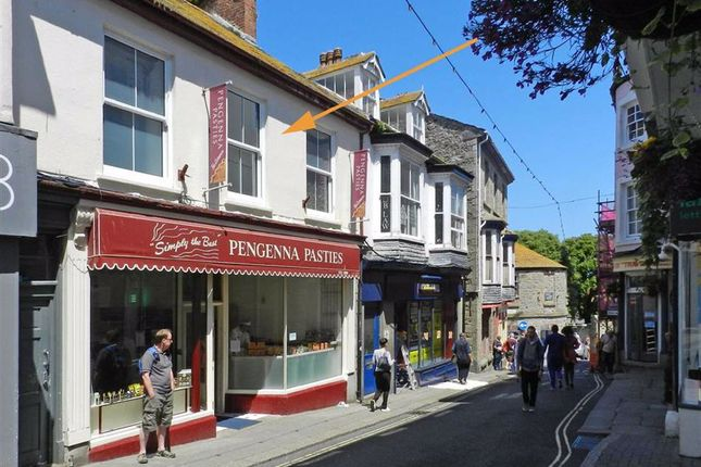Thumbnail Flat for sale in High Street, St. Ives