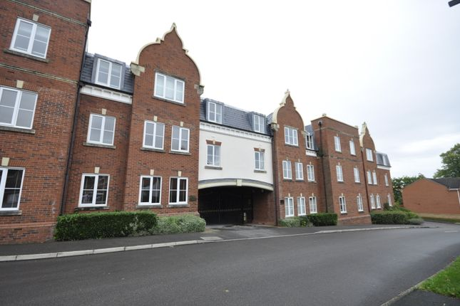 Thumbnail Flat to rent in Duesbury Place, Mickleover, Derby