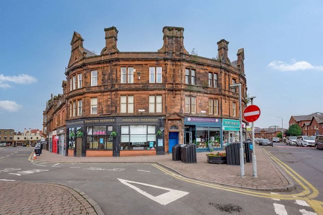 3 bed flat for sale in Churchill Tower, South Harbour Street, Ayr KA7