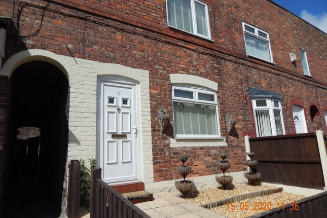 Thumbnail Terraced house to rent in Knowles Street, Widnes