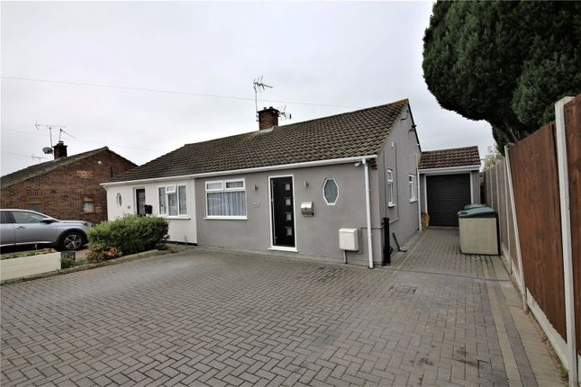 Thumbnail Bungalow for sale in Capel Close, Stanford-Le-Hope