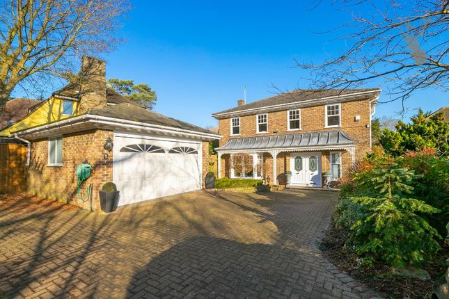 Thumbnail Detached house for sale in Piercing Hill, Theydon Bois, Epping