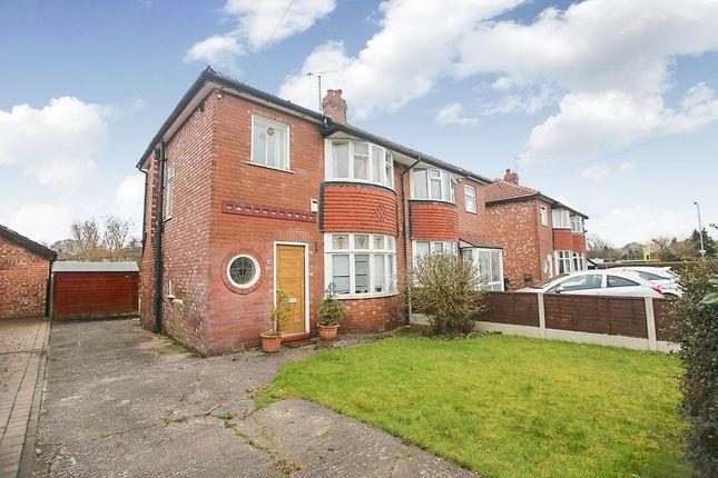 Thumbnail Semi-detached house to rent in Councillor Lane, Cheadle