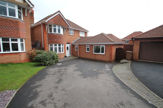 Thumbnail Detached house for sale in Saw Mill Way, Littleborough, Rochdale, Greater Manchester