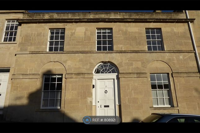 Thumbnail Terraced house to rent in Harley Street, Bath