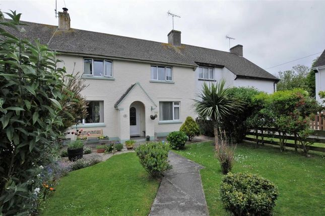 Thumbnail Terraced house for sale in Pinch Hill, Marhamchurch, Bude, Cornwall