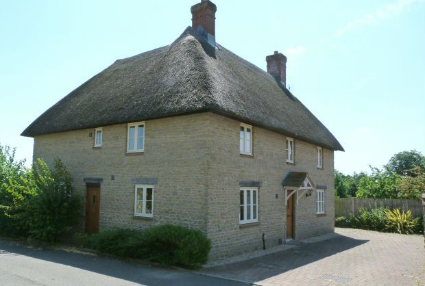 Thumbnail Detached house for sale in Longburton, Sherborne, Dorset