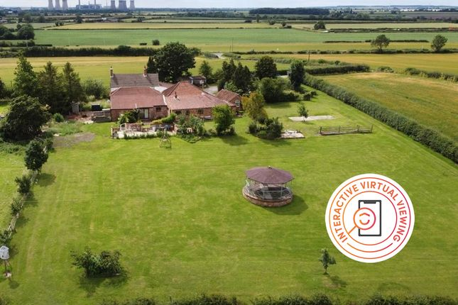 Thumbnail Barn conversion for sale in Gringley Road, Beckingham, Doncaster