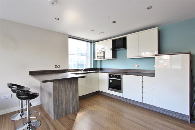 Kitchen of Wellington Street, Sheffield S1
