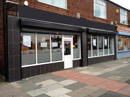 Retail premises for sale in Liverpool L15, UK