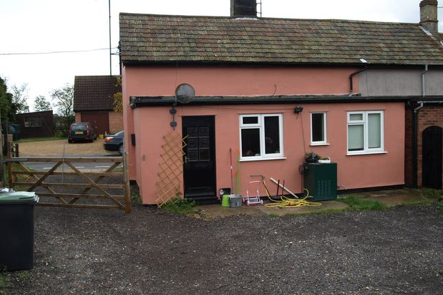 Thumbnail End terrace house to rent in Pains Hill, Stonham Parva