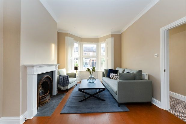 Thumbnail Terraced house for sale in Montrave Road, London