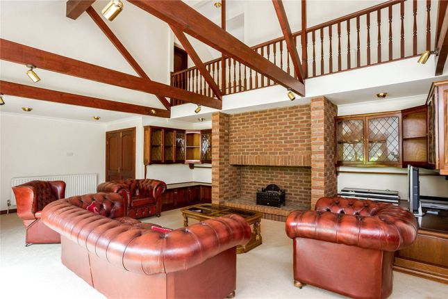 Thumbnail Detached house for sale in Barclay Oval, Woodford Green, Essex