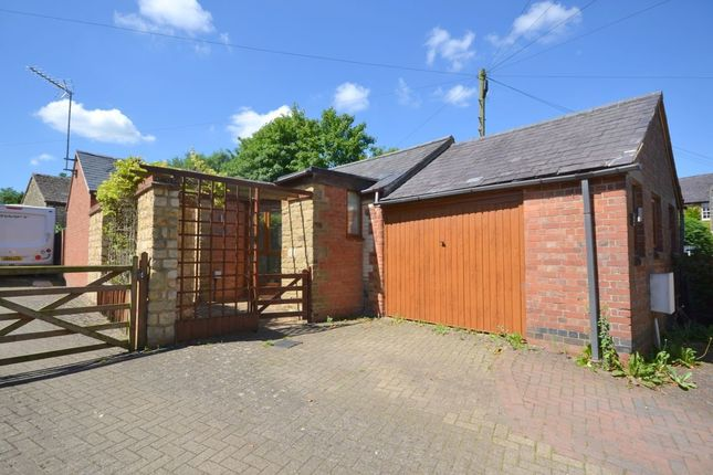 2 bed bungalow for sale in Main Street, Woodend, Towcester