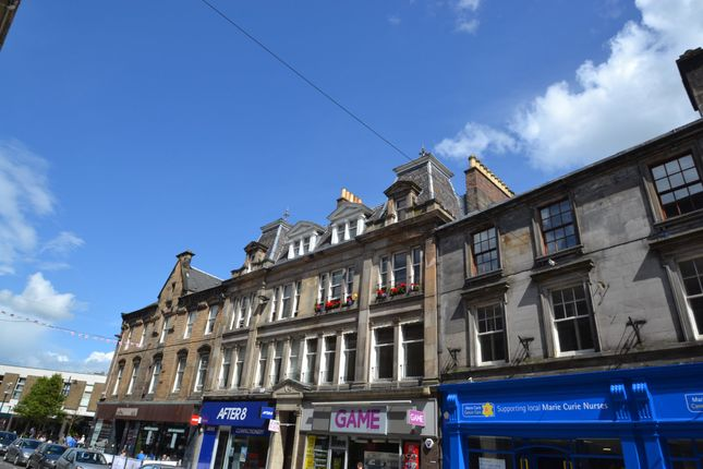 Thumbnail Flat to rent in Murray Place, Stirling