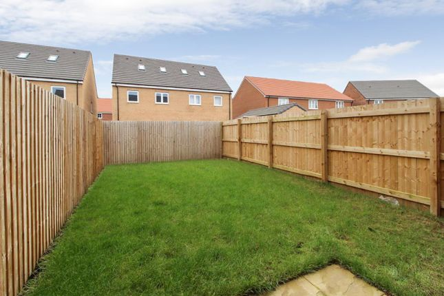 Rear Garden of Mowbray View, Sowerby, Thirsk YO7