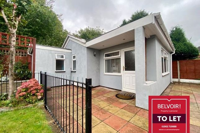 1 bed bungalow to rent in Honeybourne Way, Willenhall WV13