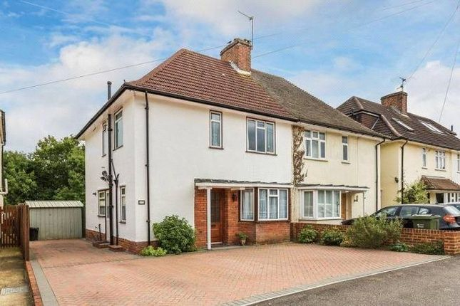 Thumbnail Semi-detached house to rent in Weston Road, Guildford, Surrey