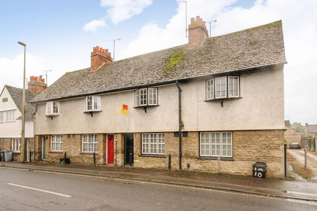 Thumbnail Cottage to rent in Mill Street, Witney