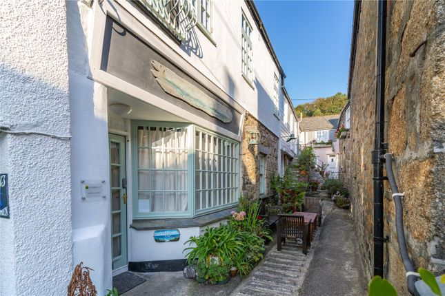 Thumbnail Terraced house for sale in 15 Fore Street, Mousehole