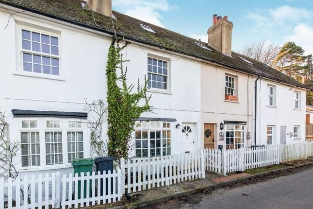 Thumbnail Terraced house for sale in Woods Green Cottage, Woodsgreen, Wadhurst