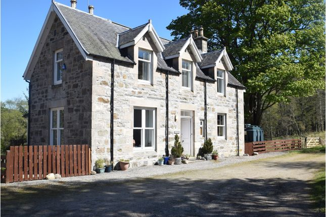 Thumbnail Detached house for sale in Advie, Grantown-On-Spey
