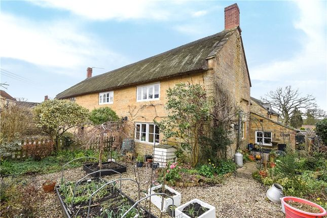 Thumbnail Semi-detached house for sale in The Pinnacles, Weston Street, East Chinnock, Yeovil, Somerset