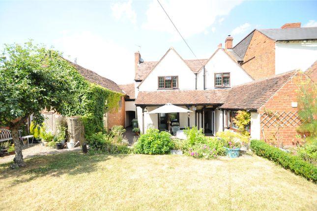 Thumbnail Semi-detached house for sale in Droitwich Road, Feckenham