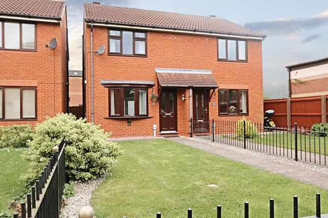 2 bed semi-detached house for sale in Pryme Street, Anlaby, Hull