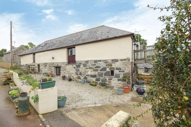 Thumbnail Equestrian property for sale in St. Stephen, St. Austell, Cornwall