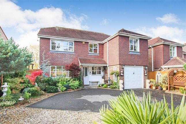 Thumbnail Detached house for sale in Turners Hill Road, Crawley Down, West Sussex