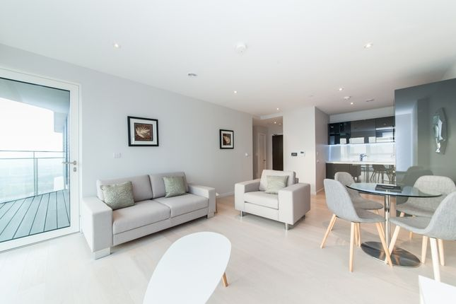 Thumbnail Flat to rent in Glasshouse Gardens, Lantana Heights, Stratford