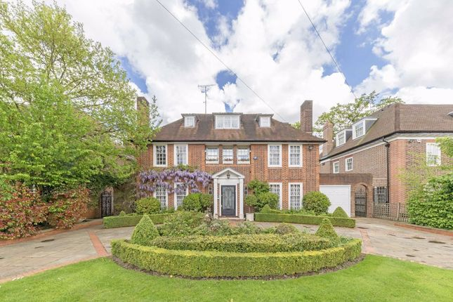 Thumbnail Detached house for sale in Ingram Avenue, London