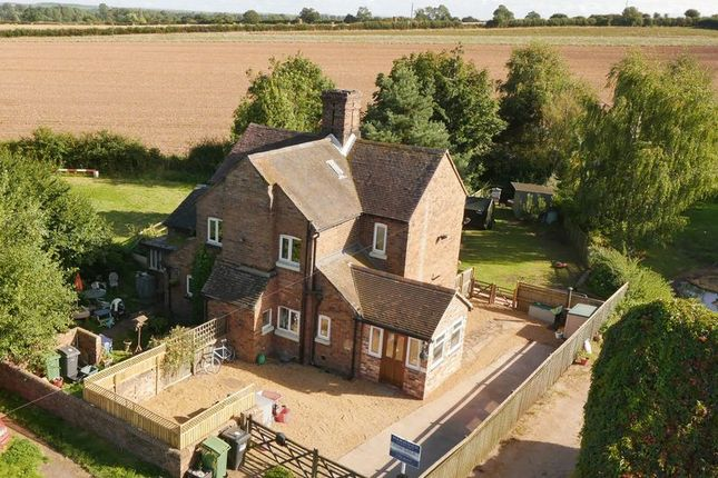 Thumbnail 2 bed cottage for sale in The Hem, Shifnal