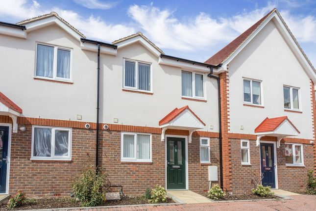 3 bed terraced house for sale in Asten Way, Romford