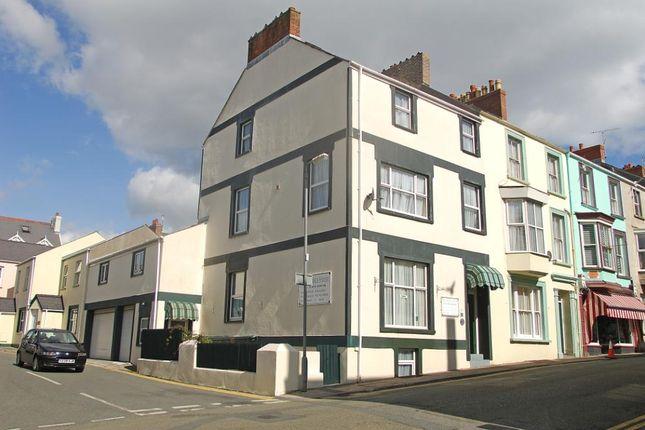 Thumbnail Town house for sale in Warren Street, Tenby, Pembrokeshire