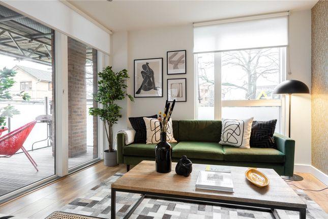 Thumbnail Flat to rent in Wharf Mill Apartments, Laburnum Street, Hoxton, London