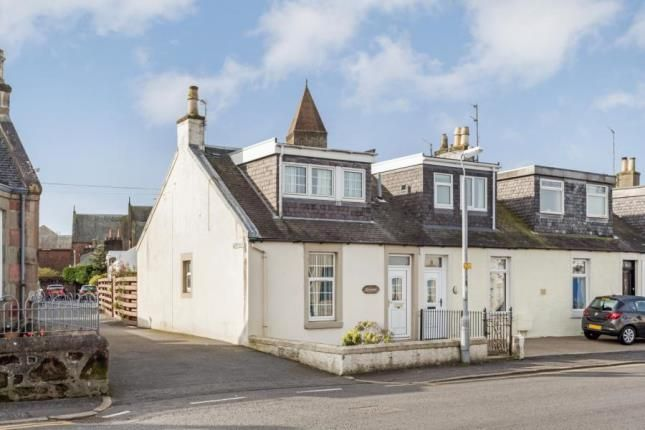 Thumbnail Bungalow for sale in St. Quivox Road, Prestwick, South Ayrshire