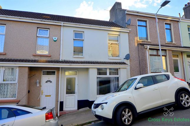 Thumbnail 2 bed property for sale in Eliot Street, Weston Mill, Plymouth