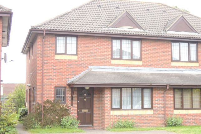 Thumbnail Property to rent in Holliwell Close, Stanway, Colchester