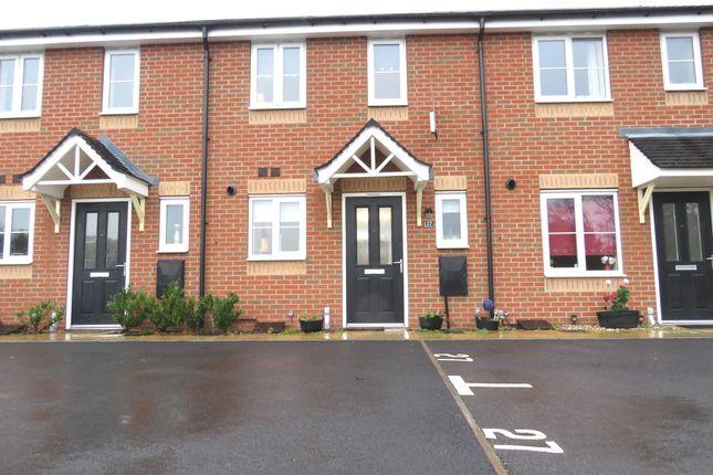 Thumbnail Terraced house for sale in Asheridge Close, Wards Bridge Gardens, Wednesfield, Wolverhampton