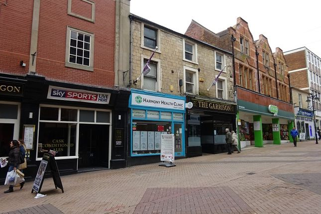 Thumbnail Retail premises for sale in Leeming Street, Mansfield, Nottinghamshire
