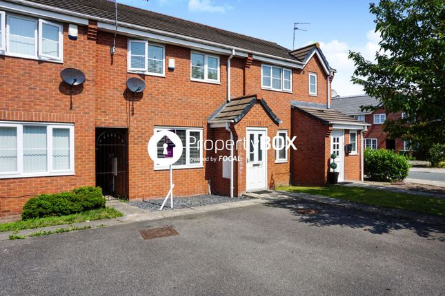 Front of Lunt Avenue, Bootle L30