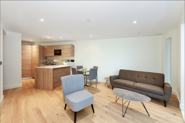 Thumbnail Flat for sale in Deveraux House, Royal Arsenal, Woolwich