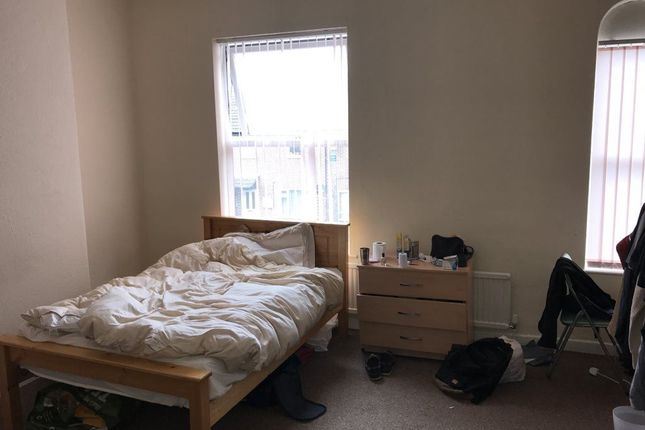 Thumbnail Shared accommodation to rent in Portland Road, Adoretum, Nottingham