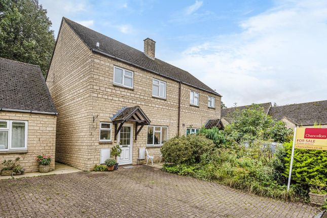 Semi-detached house for sale in Chipping Norton, Oxfordshire