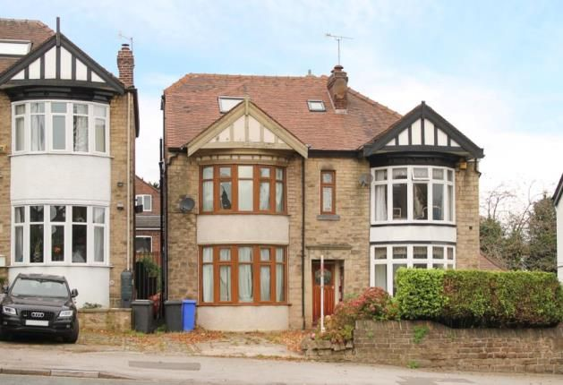 Thumbnail Semi-detached house for sale in Ecclesall Road South, Sheffield, South Yorkshire