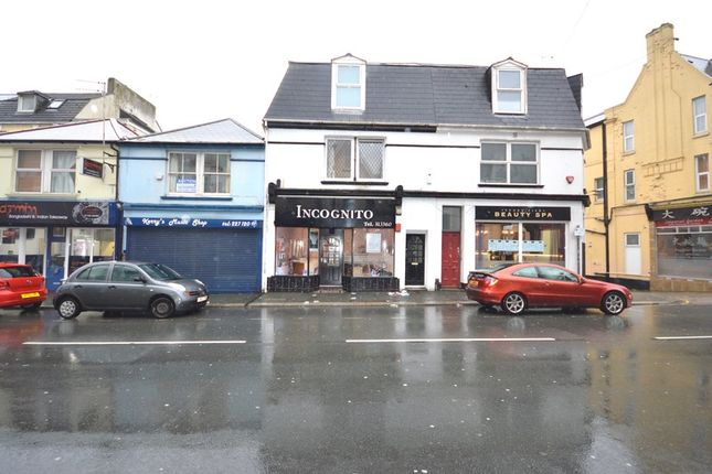 Thumbnail Maisonette for sale in Ebrington Street, Plymouth, Devon